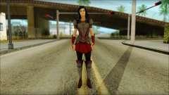 Lady Sif para GTA San Andreas