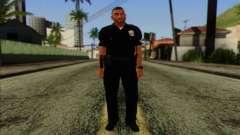 La policía (GTA 5) de la Piel 4
