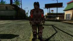 John Carver from Dead Space 3 para GTA San Andreas