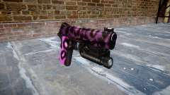 Pistola De Kimber 1911 Party Rock para GTA 4