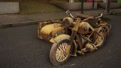 BMW R75 Desert from Forgotten Hope 2 para GTA San Andreas