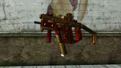 Kriss Super from PointBlank v1 para GTA San Andreas
