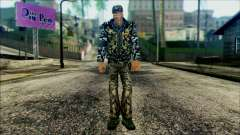 Manhunt Ped 21 para GTA San Andreas