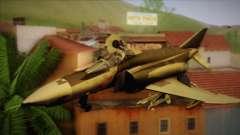 McDonnell Douglas F-4E Phantom II para GTA San Andreas