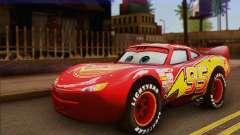 Lightning McQueen para GTA San Andreas
