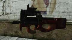 P90 from PointBlank v4 para GTA San Andreas