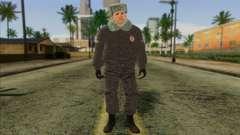 La policía rusa de la Piel 4