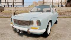 Peugeot 504 para GTA 4