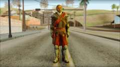 Edward Kenway Assassin Creed 4: Black Flag para GTA San Andreas