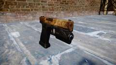 Pistola Glock 20 de élite para GTA 4