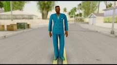 Lance Suit