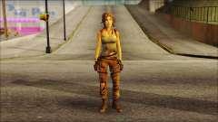 Tomb Raider Skin 7 2013 para GTA San Andreas