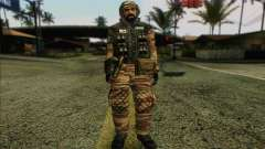 Soldados de MEK (Battlefield 2) de la Piel 6 para GTA San Andreas
