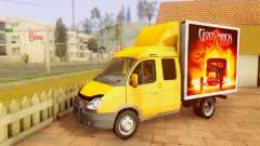 33023 Gacela Godsmack - ha 1000hp (2014) para GTA San Andreas
