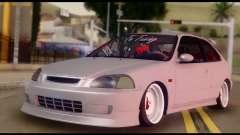 Honda Civic 1.4 Hatchback para GTA San Andreas