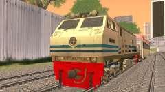 GE U20C CC 203 Old Livery para GTA San Andreas