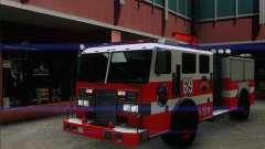 SAFD BRUTE Firetruck