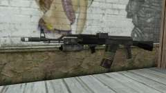 El AK-101 con seguro a nuestro (Battlefield 2)