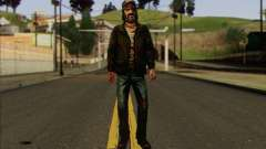 Kenny from The Walking Dead v3 para GTA San Andreas