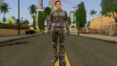 Айсмен (X-Men El Juego Oficial) para GTA San Andreas