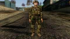 Soldados británicos (ArmA II: BAF) v1 para GTA San Andreas