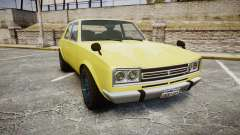 Vulcar Warrener para GTA 4