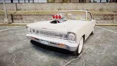 Chevrolet II Nova SS 1966 Custom [EPM] para GTA 4