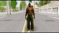 MR T Skin v7 para GTA San Andreas