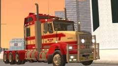 Kenworth T800 Road Train 8X6