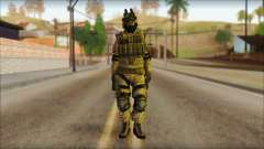 Los soldados de la UE (AVA) v4 para GTA San Andreas