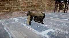 Pistola de Kimber 1911 Un ejército de fans de la piel AU para GTA 4