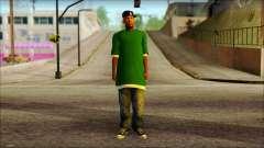 Sweet v2 para GTA San Andreas