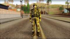 Navy Seal Soldier para GTA San Andreas