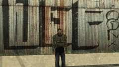Pantalones de bandido de Stalker para GTA San Andreas