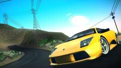 ENBSeries Multiplayer Expierence para GTA San Andreas
