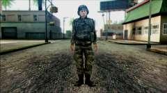 Los soldados de la guardia Nacional de los estados UNIDOS (WIC) para GTA San Andreas