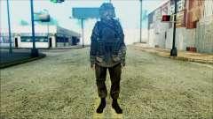Los soldados aerotransportados (CoD: MW2) v4 para GTA San Andreas