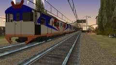 Indonesia tren de diesel de MCW 302 para GTA San Andreas