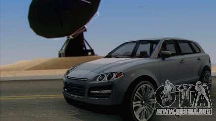 Obey Rocoto 1.0 (IVF) para GTA San Andreas
