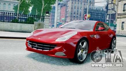 Ferrari FF coupe para GTA 4