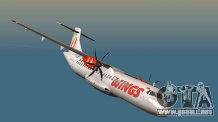 Indonesian Plane Wings Air para GTA San Andreas