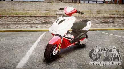 Yamaha Aerox para GTA 4