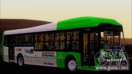 Caio Induscar Millennium BRT Viacao Gato Preto para GTA San Andreas