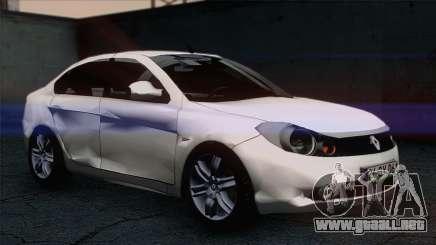 Renault Symbol 2009 para GTA San Andreas