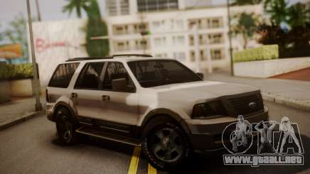 Ford Expedition 2006 para GTA San Andreas