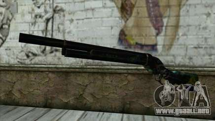 M1887 from PointBlank v2 para GTA San Andreas