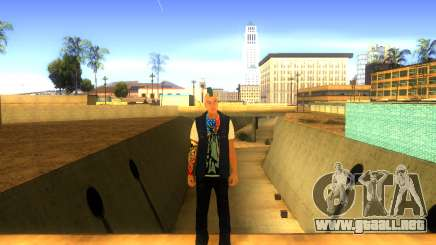 Punk v2 para GTA San Andreas