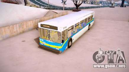 NewFlyer D40LF TransLink Vancouver BC para GTA San Andreas