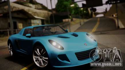 Coil Voltic from GTA 5 para GTA San Andreas