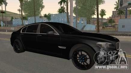 BMW 760 para GTA San Andreas